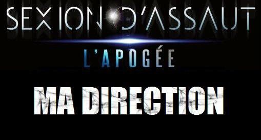 sexion dassaut ma direction